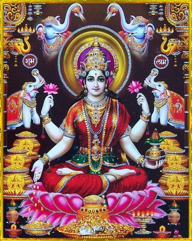 Sri Mahalakshmi