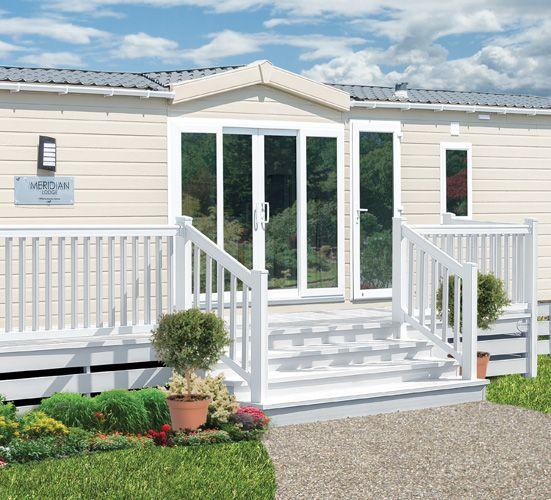 2014 Meridian Lodge Optional Side Doors
