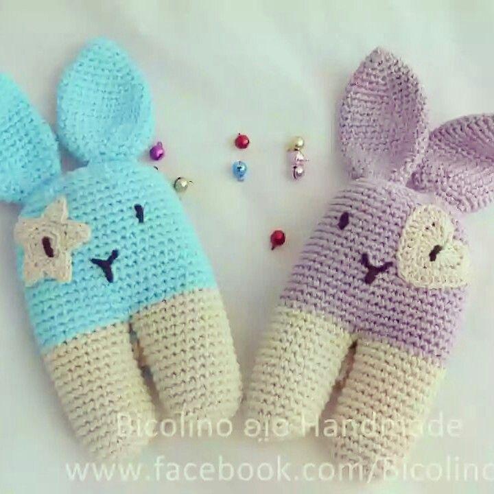 Rattle baby bunny
