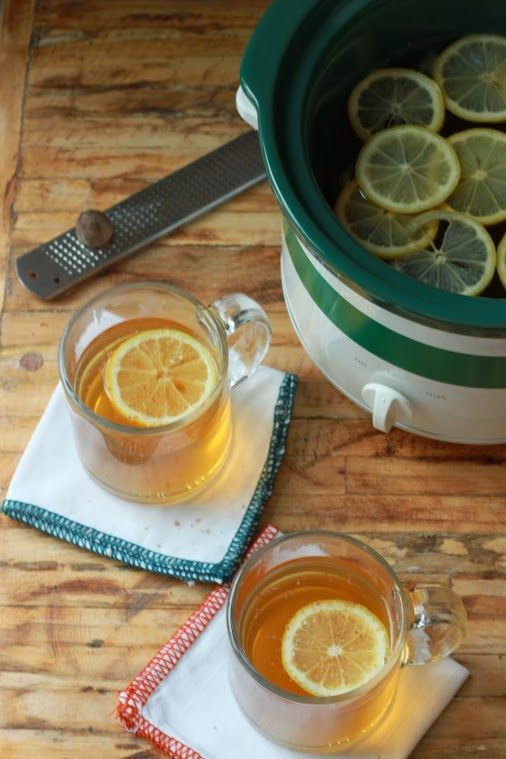 Alton Brown -Slow Cooker Hot Toddy - makes approximately 12 servings ...