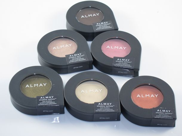 Almay Shadow Softies Eyeshadow. it is a very unique kind of eyeshadow- the product is very soft in texture, almost like a cream, but works like pressed eye shadow.