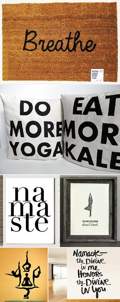 Get Your Om On and Off the Mat: Inspiring Yoga Gear