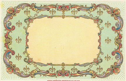 World Label shares this lovely selection of Suzee Que framed vintage labels (in fillable PDF)