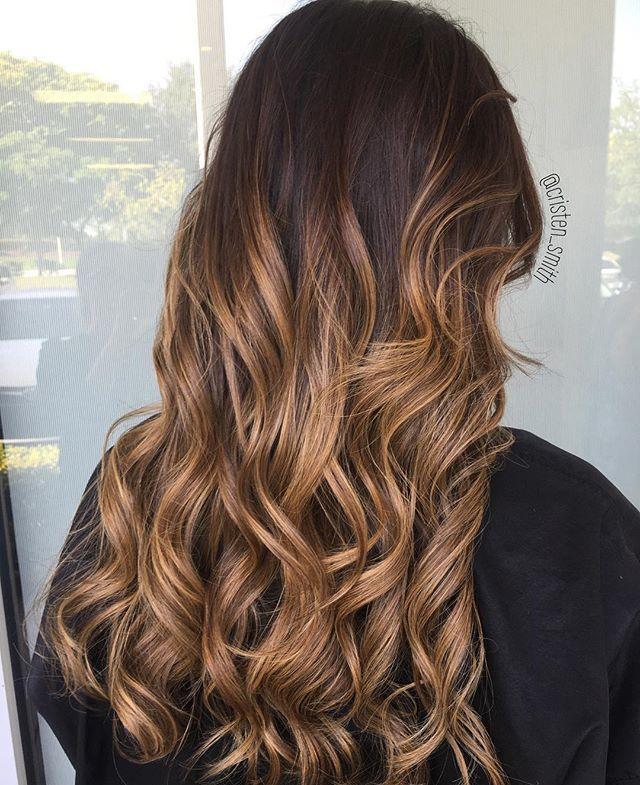 Caramel Macchiato Beautybycristen Beautybycristen Caramel Cheveux Cheveuxombres Coiffurechev Coloration Cheveux Coiffure Cheveux Long Cheveux Ombres