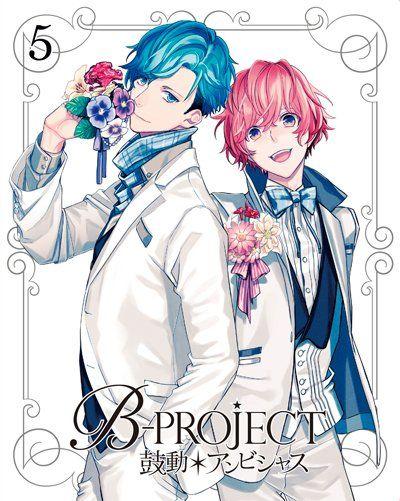 B-Project DVD, BD Vol.5
