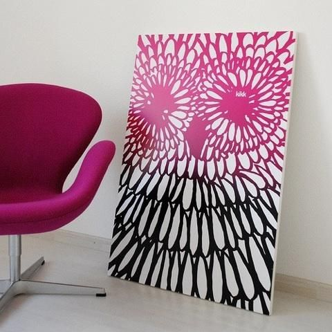 Image result for why have a pink modern art