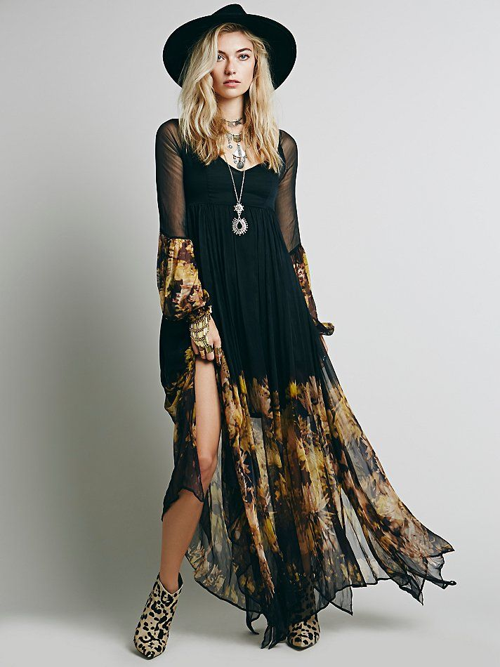 Dazed Dream Maxi Dress at Free People