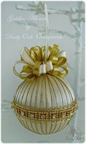Bola de natal é uma peça certa em nossa decoração natalina. Fiz uma pesquisa de algumas com o passo a passo (PAP) e outras só como dica, ...