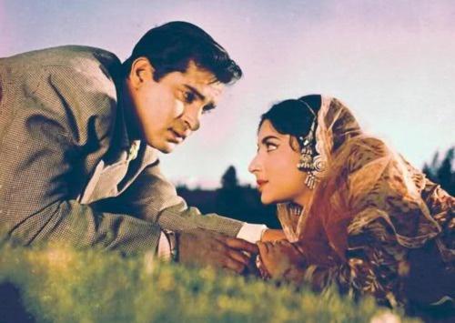 Kashmir ki Kali (1964) Shammi Kapoor & Sharmila Tagore