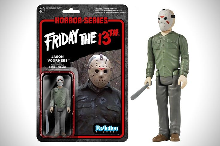 Collect your favorite creeps with these horror movie