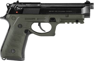Recover Tactical BC2 Beretta 92/M9 Grip and Rail System Olive Drab BC2O
