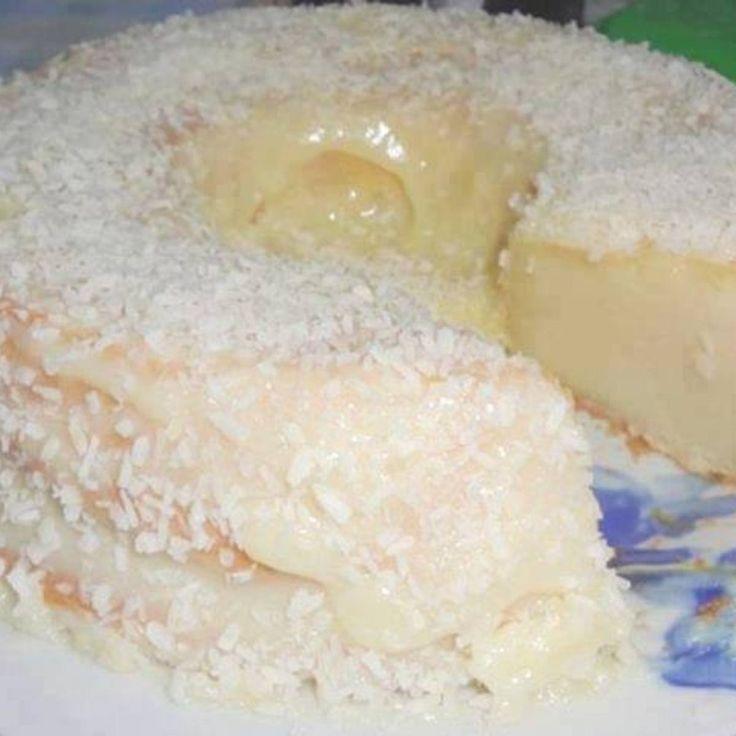 Pastel Atrapa Marido (Catch A Husband Cake) Hispanic Coconut Cake