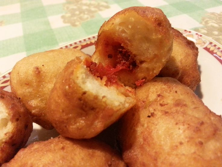 #crespelle con #nduja #buongustaidicalabria #italy