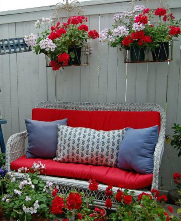 White Picket Fence Christmas Decor