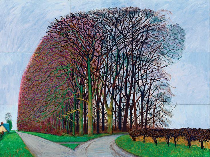 Дэвид Хокни (англ. David Hockney, р. 1937) - современный британский, американский художник, теоретик искусства. Биография, картины: http://contemporary-artists.ru/David_Hockney.html