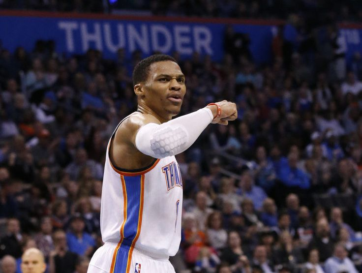 Thunder's Russell Westbrook passes Larry Bird on all-time triple-double list = Oklahoma City Thunder point guard Russell Westbrook posted the 60th triple-double of his NBA career on Wednesday night during…..