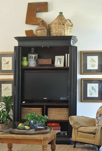 17 Best Ideas About Armoire Decorating On Pinterest | Traditional