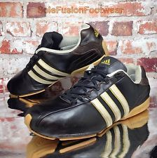 adidas Mens Morka Shoes Brown size 9.5 Casual Trainers Rare Sneakers US 10 EU 44