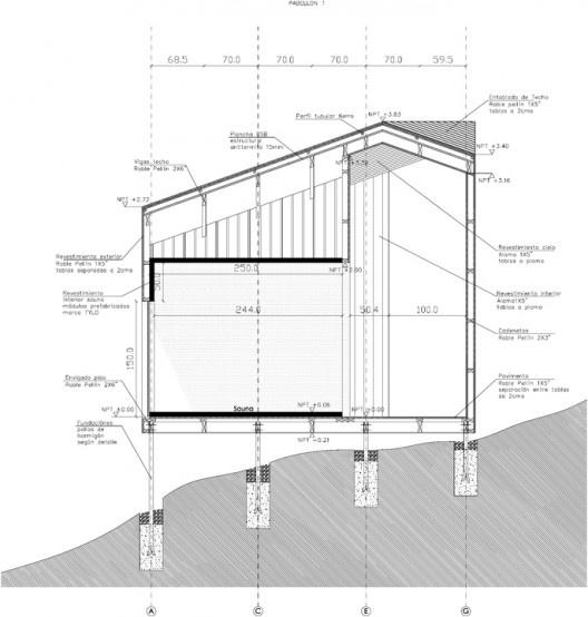 En Detalle: Cortes Constructivos / Estructuras de Madera (13)