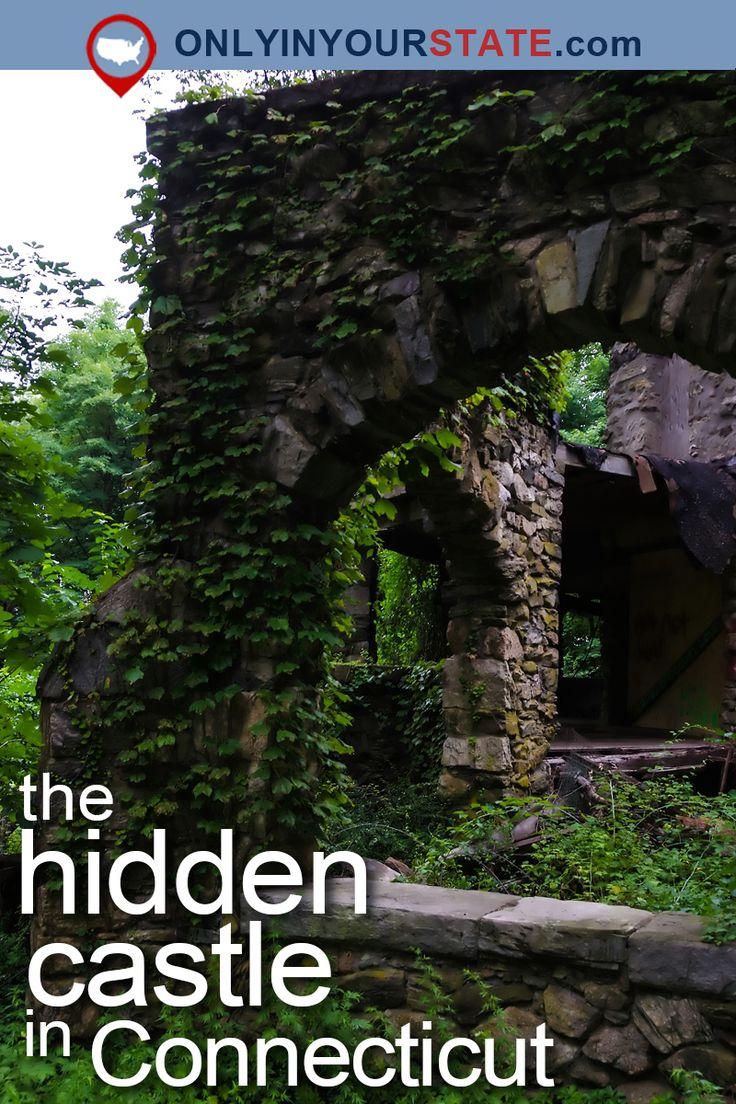 Travel | Connecticut | Abandoned Places | Castles | Abandoned Castles | Hearthstone Castle | Fantasy | Fairy Tale Places