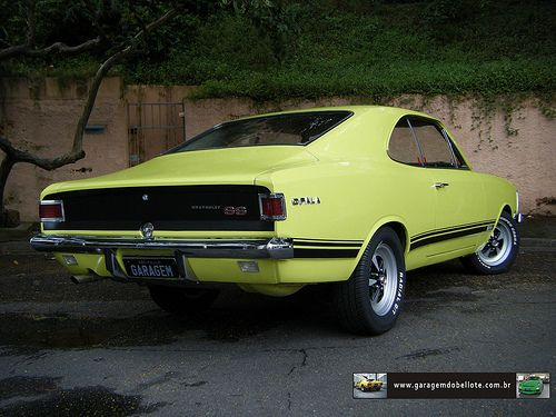 1972 Opala SS