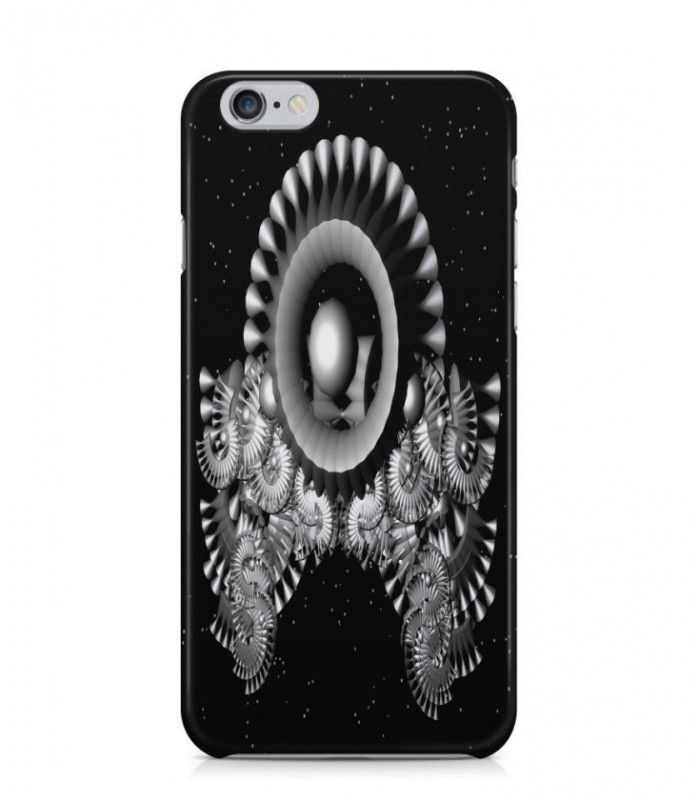 Wonderful Silver Thing Alien Theme 3D Iphone Case for Iphone 3G/4/4g/4s/5/5s/6/6s/6s Plus - ALN0174 - FavCases