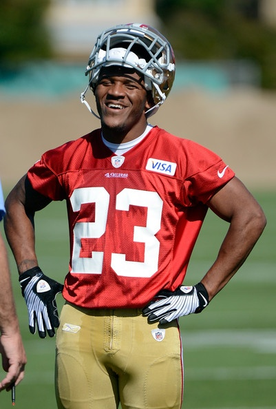 San Francisco 49ers   LaMichael James #23  Cant wait to watch him in the SuperBowl!