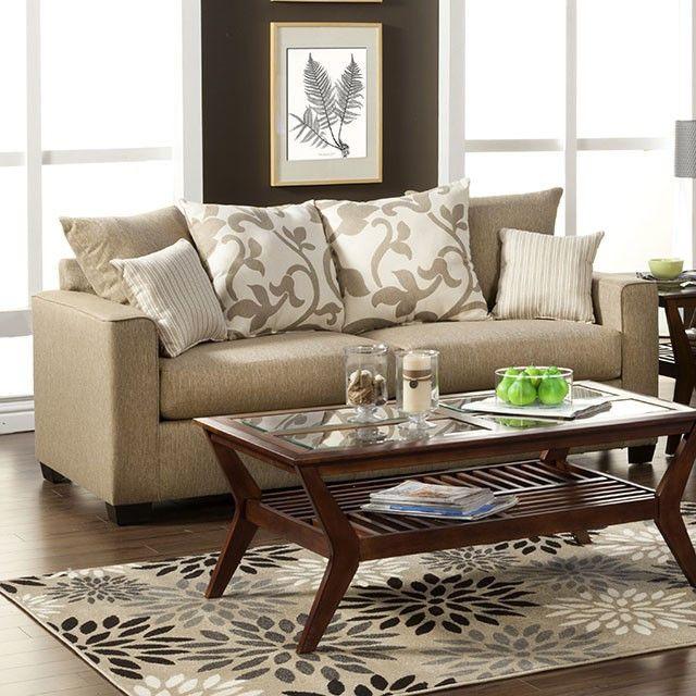 Meer dan 1000 ideeën over Beige Sofa op Pinterest - Huiskamer ...