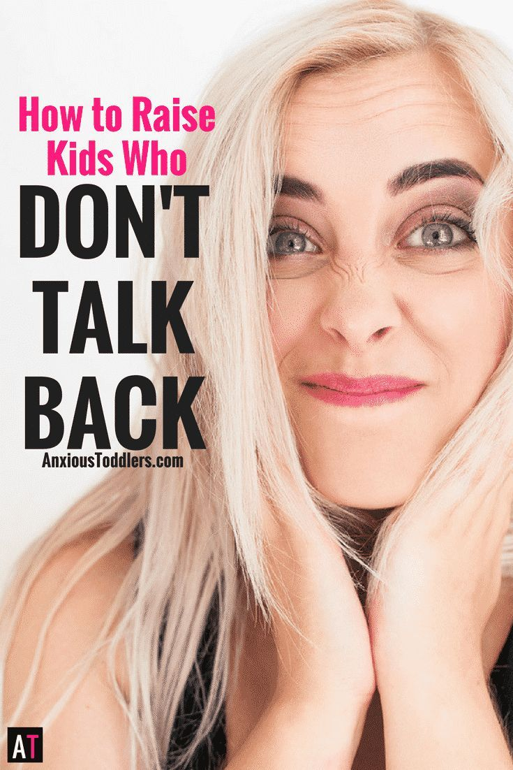 We all want to know how to raise kids who don't talk back, right? Often parents miss these three important elements. Are you?