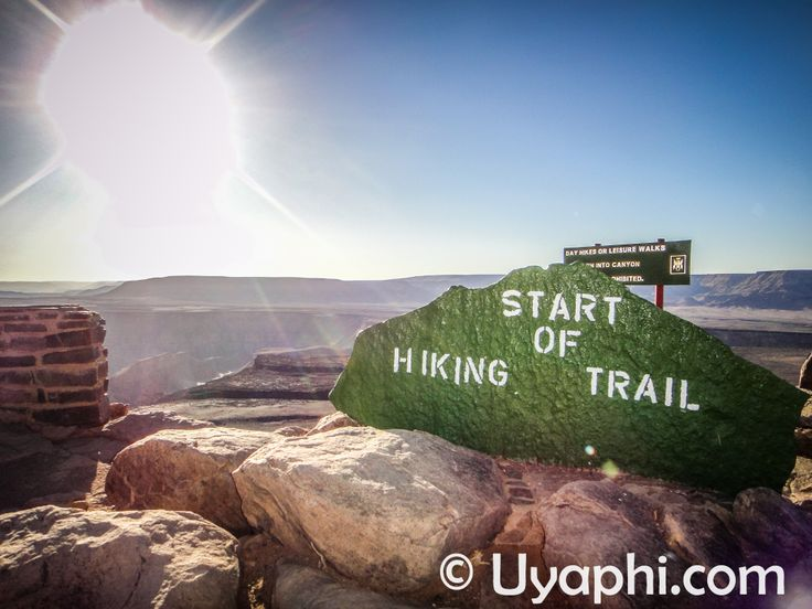 The start of the Fish River Canyon hiking trail. See; http://www.uyaphi.com/namibia/safari/