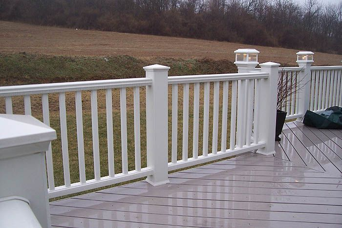 18 Best Deck Stairs Images On Pinterest Deck Stairs