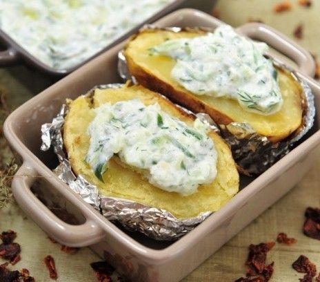 Pieczone ziemniaki - Przepisy - Magda Gessler - Smaki Życia