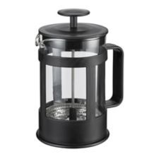 Outbound Glass Coffee Press has a French press–style lid that brews fresh coffee or tea at home, cottage, boat or campsite | Canadian Tire