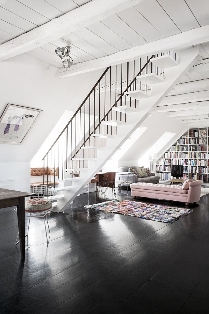 Copenhagen loft apartment