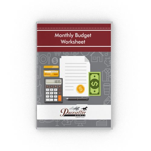 Get your free easy-to-use monthly #budget worksheet to get your finances on track!