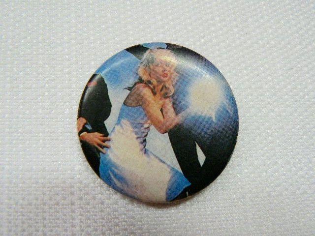 Vintage Early 80s - Blondie - Debbie Harry - Best of Blondie Album - Pin / Button / Badge by beatbopboom on Etsy