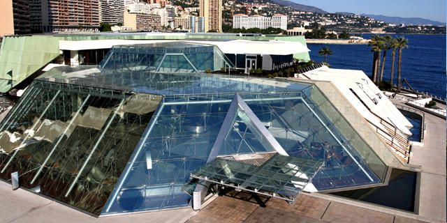 speciale centri congressi: Grimaldi Forum MonteCarlo
