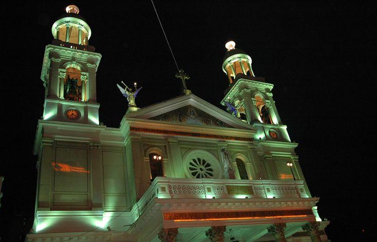 Santuário Basílica de Nossa Senhora de Nazaré, em Belém