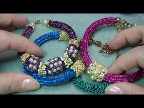 Viking Knit Jewelry Embellishments