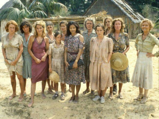 Tenko - A different slant on the WWII POW camps - it being that for women. Terrific program - wish they would rerun
