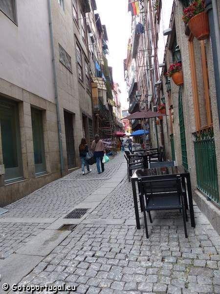 rues de porto