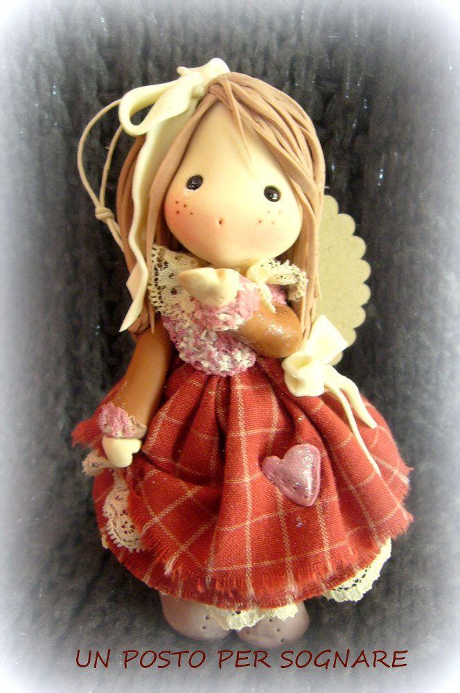 doll porcelana fria,bambolina porcellana fredda,dolci pensieri.