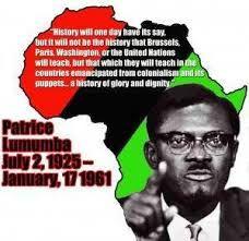 Lumumba, un martire che parlava di giustizia sociale e di lotta all'imperialismo