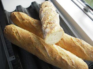 Glutenfrie fristelser: Franske baguettes, gluten-/laktosefrie