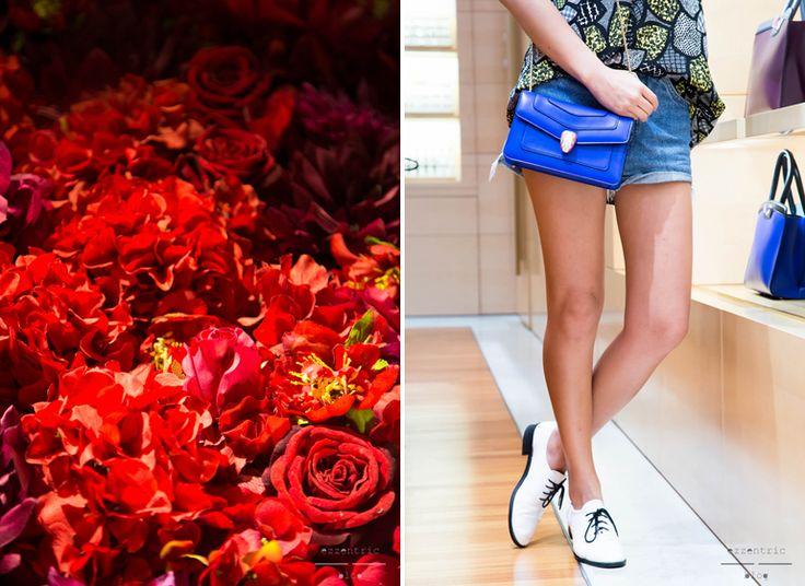 #Bvlgari #macau #venetian #style #fashionblogger  In Full Bloom Shopping Tour in Macau more on www.EzzentricBlong.com