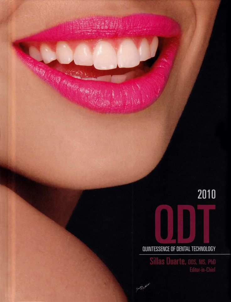 Title: Quintessence of Dental Technology Editor: Silas Duarte Jr. Publisher: Quintessence Publishing ISSN: 0896-6532 ISBN: 978-0-86715-375-0 Year: 2010 http://www.quintpub.com/display_detail.php3?psku=J0621#.Unaqj5E6JFw