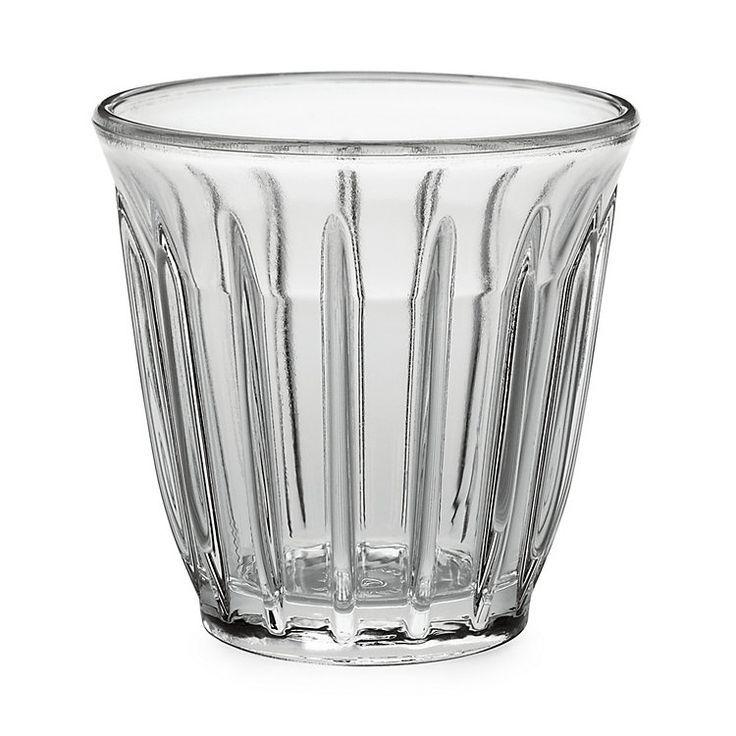 La Rochere Ribbed Espresso Glass Covetous Covetous Espresso Glass Ribbed Rochere Manufactum Glas Kaffee