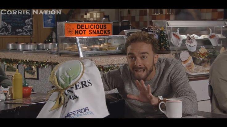 Coronation Street - David Prepares Lily For Her Nativity Play