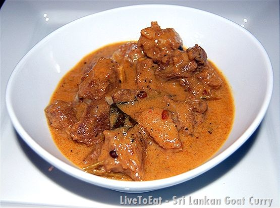 Goat Curry – Sri Lankan Style on http://blog.sigsiv.com