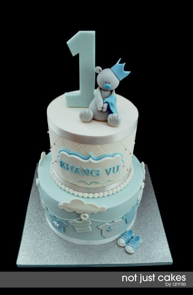 87 best 1st birthday cakes images on Pinterest Anniversary cakes